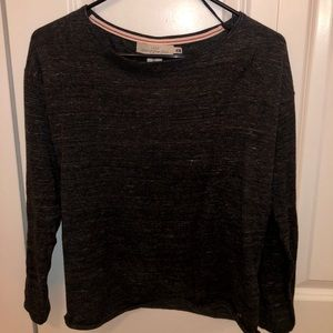 H&M Charcoal Gray Sweater